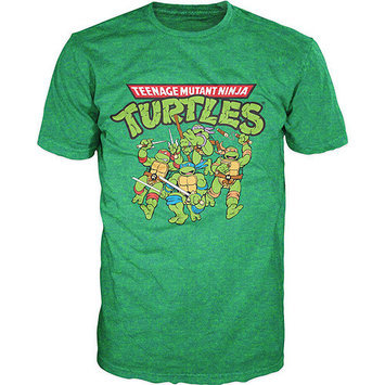 Television and Movies Teenage Mutant Ninga Turtles Big Men's Graphic Tee 2XL