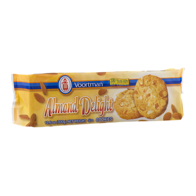 Voortman Almond Delight Cookies