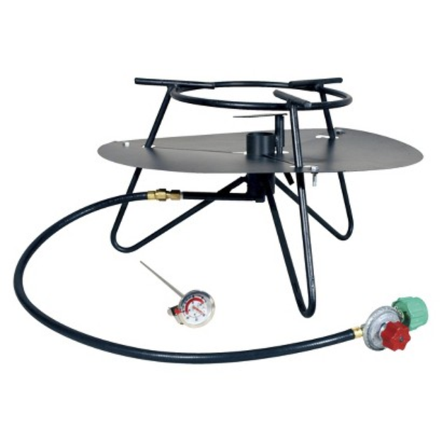 King Kooker Portable Propane Outdoor Jet Cooker with Baffle