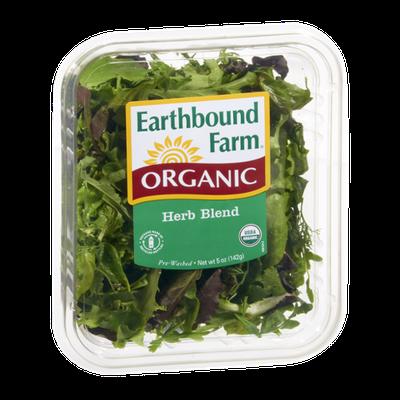 Earthbound Farm Organic Herb Blend Salad
