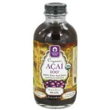 Genesis Today - Organic Acai 100 Juice - 4 oz.