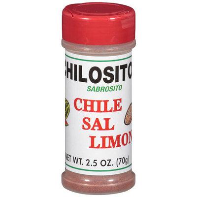 Chilosito Sabrosito Chile Sal Limon, 2.5 oz