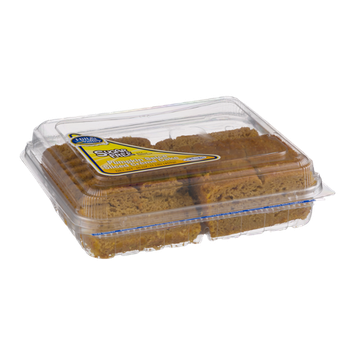 Hill & Valley Pumpkin Spice Sliced Creme Cake Sugar Free
