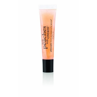 Philosophy Fresh Peaches with Cream Lip Shine, 0.50-Ounce