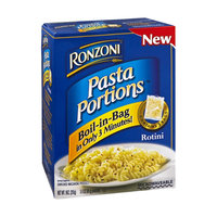 Ronzoni Pasta Portions Enriched Macaroni Product Rotini Boil-in-Bag - 3 CT