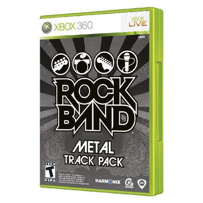 Electronic Arts Rock Band Track Pack: Metal [Xbox 360]