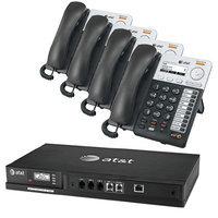 At & T ATT 4 SB67025 SB67010 Desksets Business Telephone System
