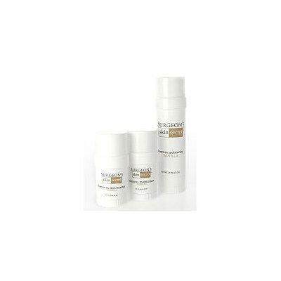 Surgeon's Skin Secret 3pc Travel Pack Vanilla Moisturizer