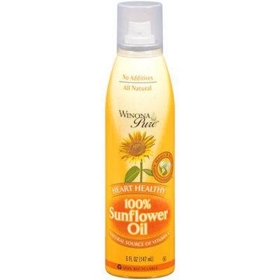 Winona Pure Heart Healthy 100% Sunflower Oil Spray, 5 fl oz