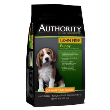 AuthorityA Grain Free Puppy Food
