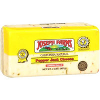 Joseph Farms Pepper Jack Cheese, 2 lb