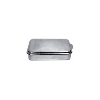 Lindy s 8W44 Stainless Steel Covered Cake Pan