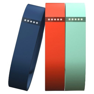 Fitbit Flex Accessory Bands (Large) - 3-Pack