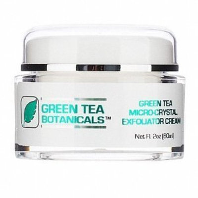 Green Tea Botanicals MicroCrystal Exfoliator Cream