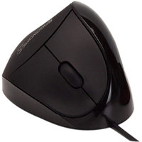 Ergoguys Comfi Mouse USB Ergonomic Mouse, Black