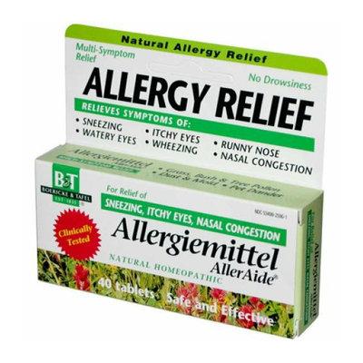 Boericke & Tafel Boericke and Tafel Allergiemittel AllerAide 40 Tablets