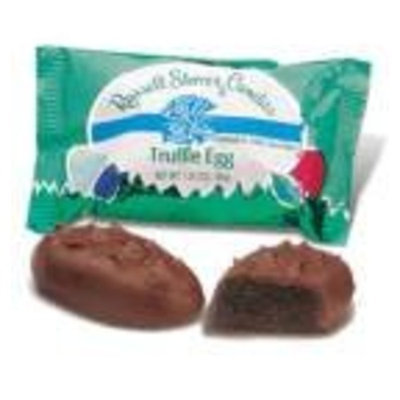 Russell Stover Truffle Egg 1 Oz Individual Wrap (18 count)