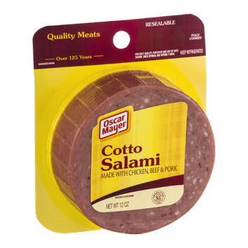 Oscar Mayer Cotto Salami