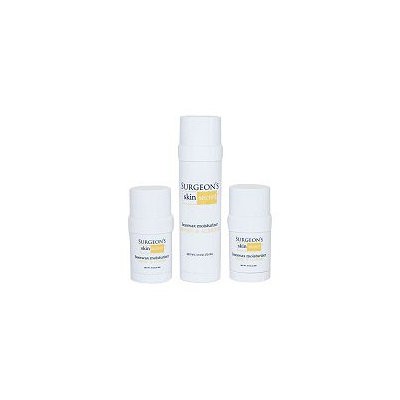 Surgeon's Skin Secret 3 pc Travel Pack - HoneyAmond body moisturizer