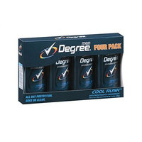 Degree for Men Ultra Dry Invisible 2.7oz Stick - 4-Pack