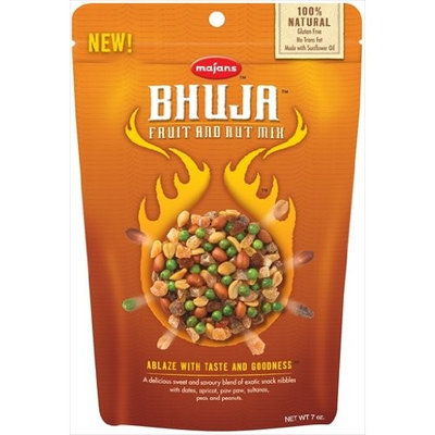 Bhuja Snack Mix Fruit, 7-Ounce