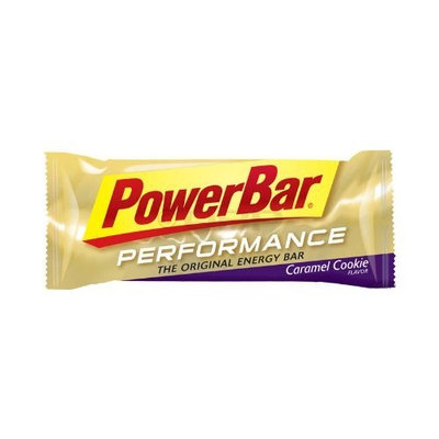 Powerbar PowerBar Performance Bar Caramel Cookie, Box of 12