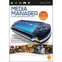 Sony PSP Media Manager (used)
