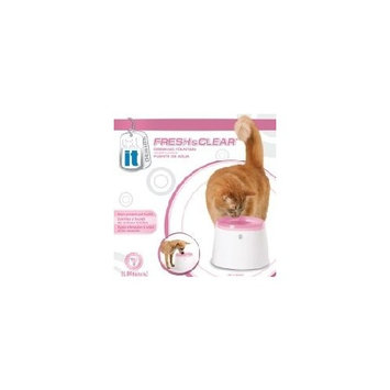 Fresh and Clear Small Drinking Fountain - Pink