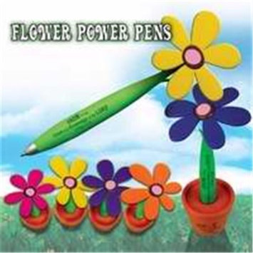 G T Luscombe 129004 Pen-Flower Pot Pen With Stand
