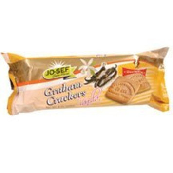 Jo-sef Josefs Gluten Free, Cracker Gf Graham Vanla, 8-Ounce (12 Pack) ( Value Bulk Multi-pack)