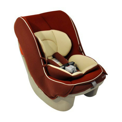 Combi Coccoro Convertible Car Seat - Cherry Pie by