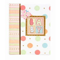 CR Gibson Abc And Me Memory Book (Discontinued by Manufacturer)