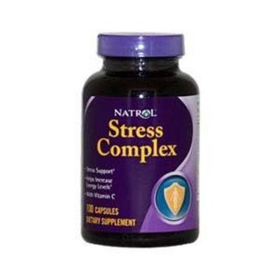 Natrol Stress Complex, 100 caps