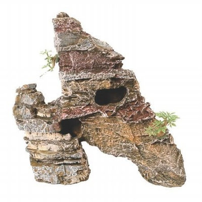 Pure Aquatic - Design Elements Layered Rock & Cave 12.5x7.5x12.5in