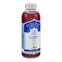 GT's Raw Organic Kombucha Gingerberry
