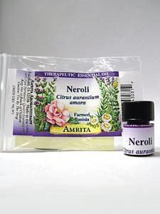Neroli 1 ml by Amrita Aromatherapy