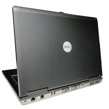 Nu Millennia/inc. Dell Latitude D630 Notebook with Armor Shield Skin Intel, Core2Duo 1.8GHz, 2GB, 60GB, CDRW/DVD, 14.1