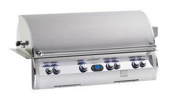 Fire Magic Echelon Diamond E1060 Natural Gas Built-In Grill With Power Hood
