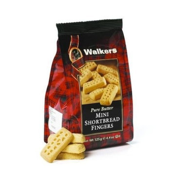 Walkers'Mini Shortbread Fingers 4.4 oz