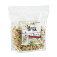 Nature's Promise Naturals Sweetened Banana Chips