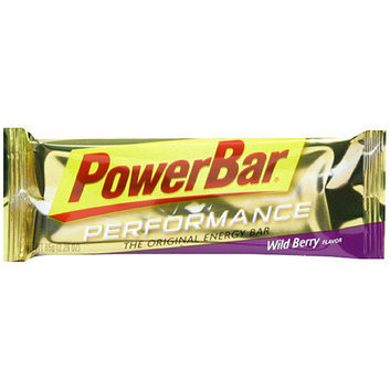 PowerBar Performance Wild Berry Flavor Energy Bars