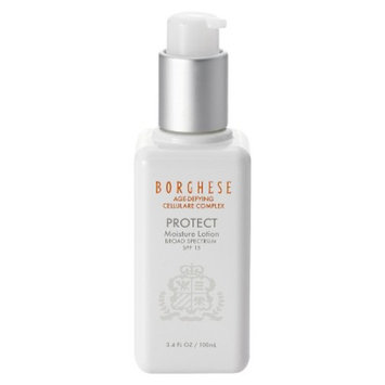 Borghese Age-Defying Cellulare Complex Protect Moisture Lotion Broad
