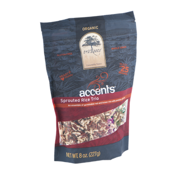 Tru Roots Accents Sprouted Rice Trio