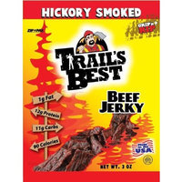 Trails Best Trail's Best Original Beef Jerky, 3-Ounce (Pack of 6)