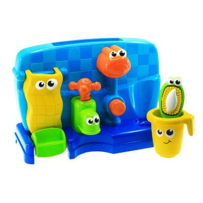 Happy Kid Toy Group Bath time Activity Set