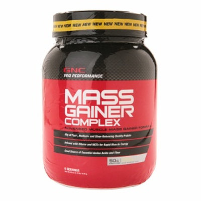 GNC Pro Performance Mass Gainer Complex