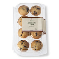 Archer Farms Mini Chocolate Chip Muffins 8 ct