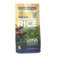 Lotus Foods Rice Heirloom Forbidden, 15 oz