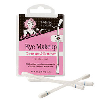 Hollywood Fashion Secrets Eye Makeup Corrector & Remover, 1 ea