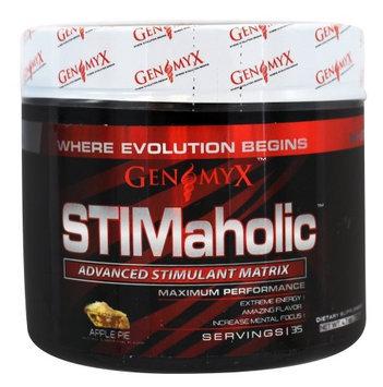 Genomyx Stimaholic Apple Pie - 35 Servings